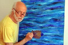 Wellen und Fische haben Jochen Maiwald schon von klein auf fasziniert.