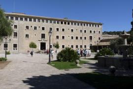 Das Kloster Lluc ist bei vielen Urlaubern und Wanderern auch als Übernachtungsunterkunft beliebt.