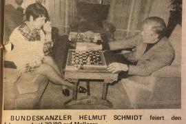 Helmut Schmidt und Mallorca