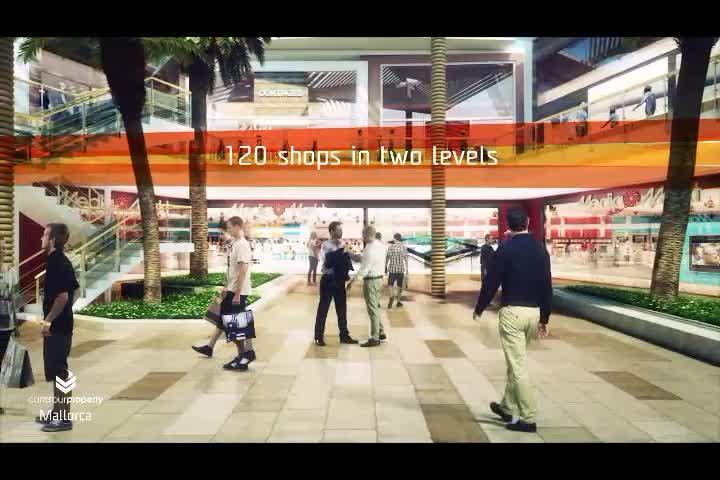 Neuer Name für künftiges Einkaufszentrum