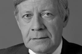 Kondolenzbuch für Helmut Schmidt in Palma