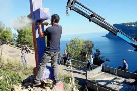 Franco-Denkmal steht nicht mehr