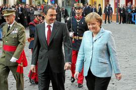 Dienstjubiläum für Mallorca-Muffel Merkel