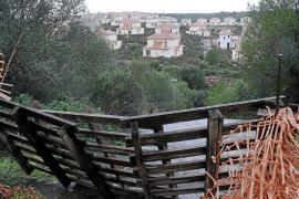 Zerplatzte Immobilienträume in Cala Romàntica