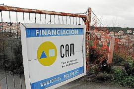 Die Sparkasse CAM hatte einst das Vorhaben mit Krediten finanziert, dann aber den Geldhahn zugedreht. Heute gibt es die CAM nich