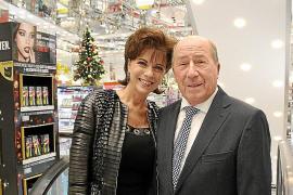 Firmengründer Erwin Müller und seine Frau Anita waren am Mittwochabend persönlich zur feierlichen Einweihung nach Mallorca gekom