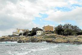 Die Finca Torre Marina am Strand von Es Trenc (rechtes Haus) spielte im Verfahren ebenfalls eine kleine Rolle.