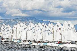 Deutsche bei Regatta in Palma