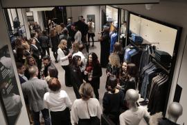 Die Bekleidungsmarkt Boss weihte ein Geschäft auf Palmas Promenade Borne ein