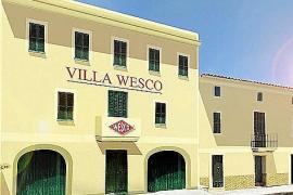 Die Animation zeigt, wie die fertige Villa Wesco auf Mallorca aussehen wird.