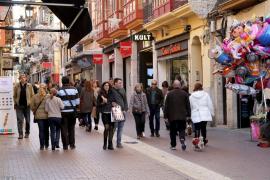 """Palmas erstes """"Einkaufszentrum"""" unter freiem Himmel"""