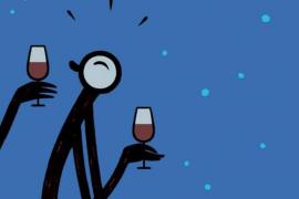 Wein-Etikett von Macià Batle.
