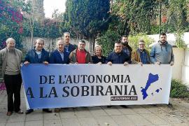 Plattform fordert Unabhängigkeit für Mallorca