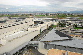 Der Flughafen von Palma de Mallorca hat bei Baumaßnahmen in den 1990er Jahren von EU-Zuschüssen profitiert. Auch in Zukunft flie