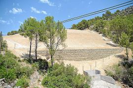 Die Müllkippe in S'Estret bei Andratx auf Mallorca konnte dank EU-Mitteln renaturiert werden.