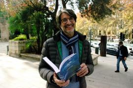 Miquel Gayà schrieb ein Buch über die Wirbelstürme in Spanien