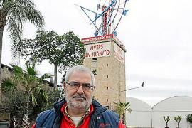 Geschäftsführer Juan Sastre steht dem Gartenbau-Unternehmen Can Juanito in Son Ferriol vor.