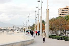 Im Januar Urlauber-Zuwachs auf Mallorca
