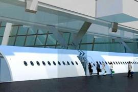 Zukunftsmusik: die abnehmbare Flugzeugkabine