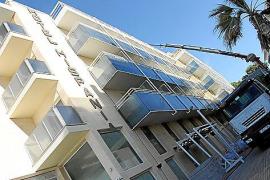 Wenn die Arbeiten im Hotel Hispania abgeschlossen sind, gibt es dort 22 Zimmer mehr als bisher.