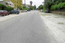 In Cala Millor fehlen Straßenschilder