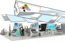 Die internationale Tourismusmesse Fitur eröffnet am Donnerstag, 21. Januar, in Madrid. Auch Mallorca ist wie jedes Jahr mit eine