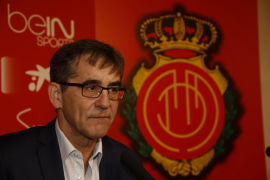 Mallorcas neuer Trainer: Der Galicier Fernando Vázquez.