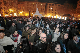 Das Stadtfest in Palma de Mallorca.