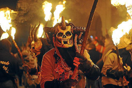 Das Sankt-Antonius-Fest auf Mallorca.