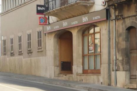 Banküberfall in Consell