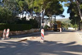 Kanalisation für Cala Provençals