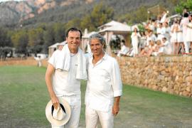 Zwei langjährige Weggefährten, die sich für Polo begeistern: Daniel Crasemann (l.) und Christian Völkers.