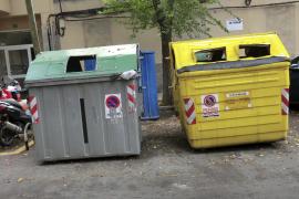 Playa de Palma bald ohne Müllcontainer?