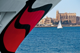 Schiffsbesuche bei Aida Cruises in Palma