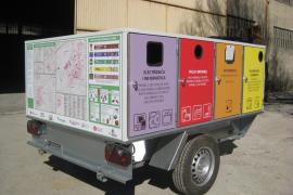 Das werden Palmas neue Müllcontainer