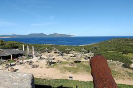 Vom alten Wachturm aus bietet sich ein herrlicher Ausblick über die Ostküste von Mallorca.