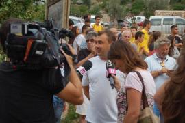 Der konervative Bürgermeister von Fornalutx, Toni Aguilo, steht hinter der umstrittenen Tradition.