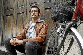 Joan Ferrer (PSIB) ist Stadtrat für Mobilität in Palma, er fährt mit Bus und Rad ins Büro.