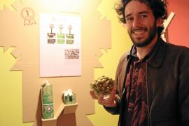 Der Student Joan Morell errang im Designer-Wettbewerb den Hauptpreis.