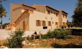 Auf dem großen Gründstück von Ca'n Agustin bei Sa Coma im Osten von Mallorca soll der Sinnespark entstehen.