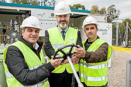 Andratx verlegt Erdgas-Leitungen