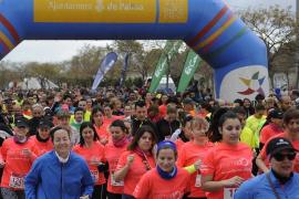 2200 Teilnehmer beim Palmadona-Volkslauf