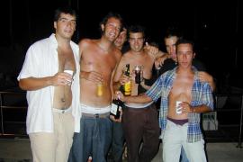 Harte Hand gegen Saufgelage an der Playa de Palma