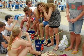 Medienrummel um Trinkverbot auf Mallorca