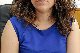 Angélica Pastor ist Sicherheitsdezernentin in Palma de Mallorca.