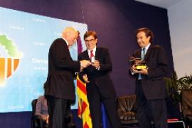 Goldmedaille für Joachim Hunold