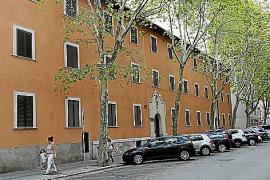 In diesem alten Militärgebäude will Protur ein Hotel entstehen lassen.