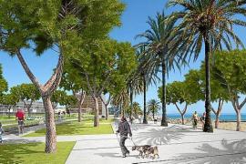 So könnte Palmas erste Meereslinie bald aussehen