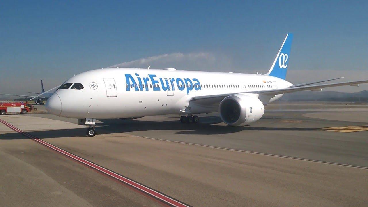 Erster Dreamliner für Air Europa