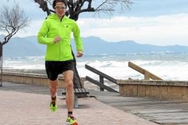 Marathon ist für ihn nur Training